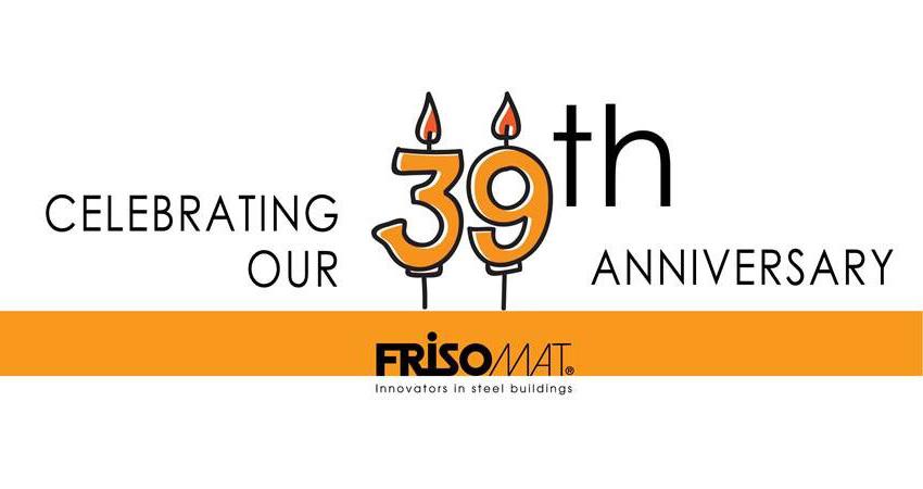 Frisomat – 39 éve élen az acélcsarnok-építésben